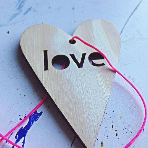 Love Wood Art