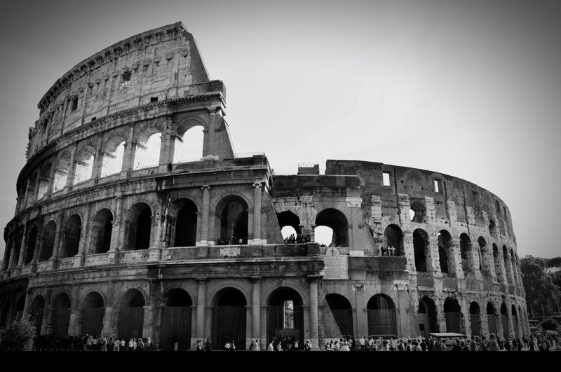 Architecture_collection Architecture EyeEm Best Shots - Nature EyeEm EyeEm Best Shots ArtWork Black & White Blackandwhite Italy Italia Colesseum History Tarih  Tarihieser Başyapıt