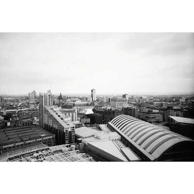 The view from the 23rd: Thecitybelow Mcruk Capturingbritian_bnw Theexecutivesuite beethamtower