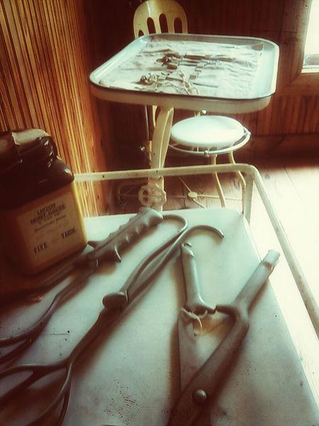 Retro Doctors Office Surgical Instruments Vintage Medical Vintage Hospital Medical Historic