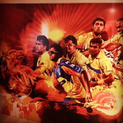 Cskvsmi The Match of Ipl - A team that hasn't lost a single home game vs THE TEAM that's yet to lose an away fixture this season. Either way,one team's sequence will be broken.