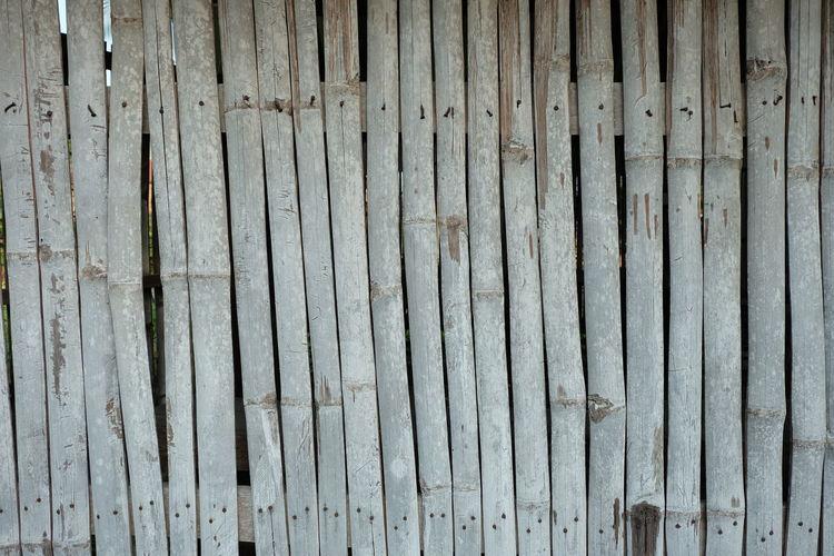 Full frame shot of old wooden floor