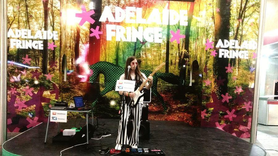 AdelaideFestival Fringe Festival Music