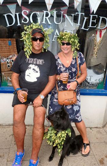 Beer Faversham Greenman Hop Festival Hops Kent