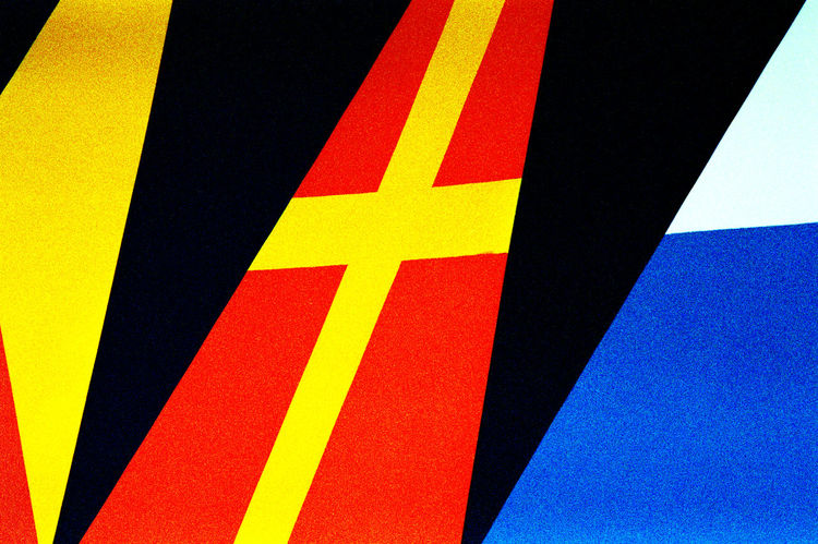 Flags Colors Colours Abstract
