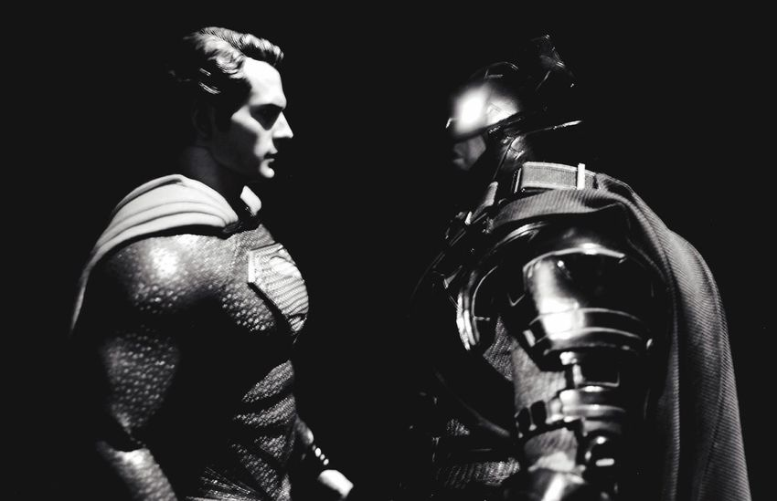 tell me, do you bleed? EyeEm Best Shots B/W Photography Blackandwhitephotography Blackandwhite Photography B/w EyeEm Best Shots - Black + White Black And White Collection  Black And White Photography Batman Superman Hot Toys Blackandwhite Black & White Black And White Monochrome Check This Out Toy Toys Toyphotography