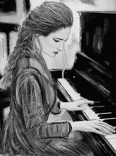 Music is not to hear ,it is to feel 💜 Music Note5 Art Is Everywhere Drawingtime Drawing ✏ Drawing - Art Product Art, Drawing, Creativity Drawings Blackandwhite ArtWork Digital Art Drawing, Painting, Artwork Digitalart  Digitalart  Digitalart  Digital Painting Mobileartistry Mobile Editing Mobileart Drawing