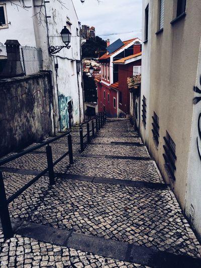 Leiria City. Streetphotography Street Photography Streetphoto_bw Street City Street Leiria Leiria Portugal Daylight Taking Photos