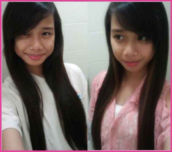 Before && After Hair ~