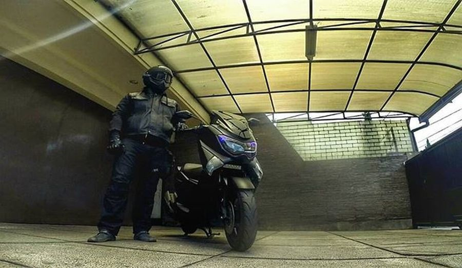 Motorcycle Yamaha Nmax Ocito Moped Scooter MaxiScooter Matic Sportscooter Sportsmatic Nmaxnation SharkHelmet Vancore RideOrDie Val  2016 Gopro Gopro3plus BlackEdition Goproeverything Gopro4life Gopro_moment Gopromoment 😚