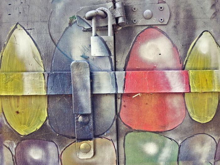 Multi Colored Art And Craft Full Frame Backgrounds No People Creativity Choice Wall - Building Feature Graffiti Close-up