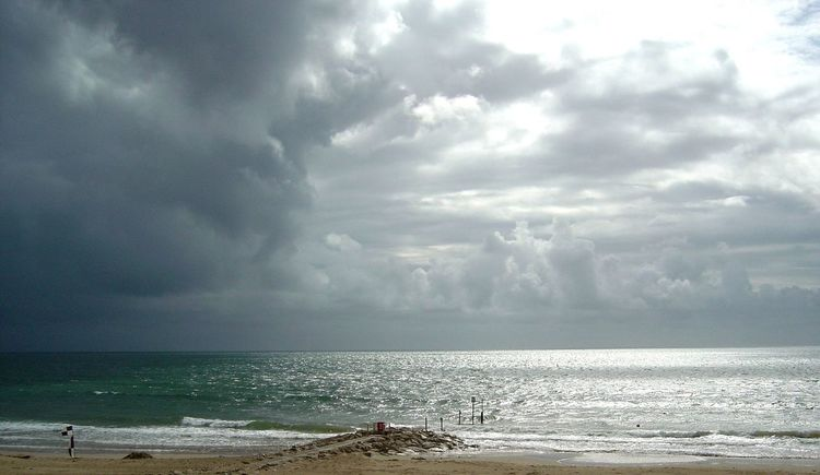 Storm clouds Sea Sky Cloud - Sky Beach Horizon Over Water Scenics Beauty In Nature Water Nature Storm Cloud Tranquil Scene Storm Sand Outdoors Wave Day Tranquility No People Thunderstorm Bournemouth Beach Bournemouth Uk England
