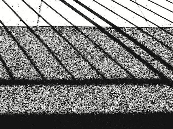 shades Blackandwhite Still Life Structures Material Mix Shadows & Lights Shadow Shadowplay EyeEm Best Shots EyeEm Best Shots - Black + White EyeEm Gallery Backgrounds Full Frame Pattern Textured  Close-up LINE Parallel Repetition Detail Architectural Detail Architectural Design