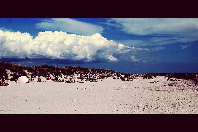 Summer ☀ EyeEm Nature Lover Showcase July Sandhammaren Beachphotography österlen  Skåne EyeEmBestPics Ystad Beach Ystad Blue Sky