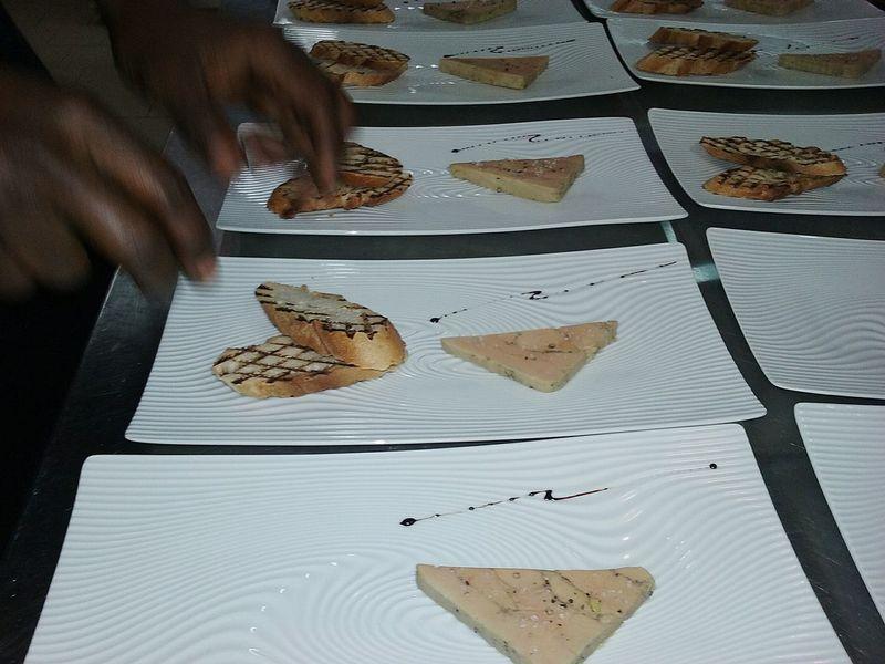 Foie Gras Dedo Rich Food Porn Food Porn Awards Smartphone Photography Samsunggalaxycore Cuisine_captures Cuisine Art Cuisine Français