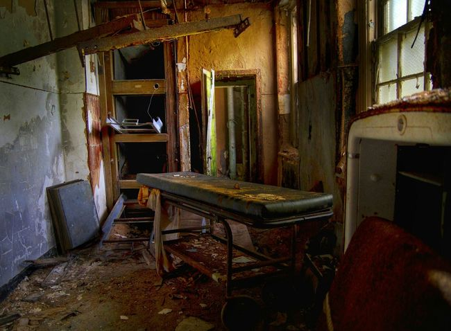 Morgue at abandoned insane asylum in Maryland Streamzoofamily Abandoned EyeEm Abandoned Urban Exploration Light And Shadow Abandonedasylum Asylum
