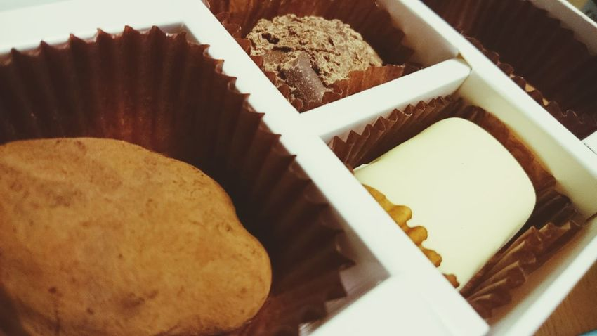 St.Valantain's Day Chocolates Yammy!!