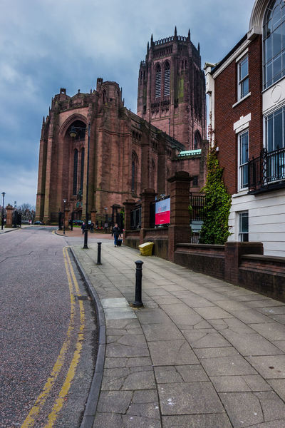 Approaching the Cathedral Architecture Building Exterior Built Structure Travel Destinations History Outdoors Day