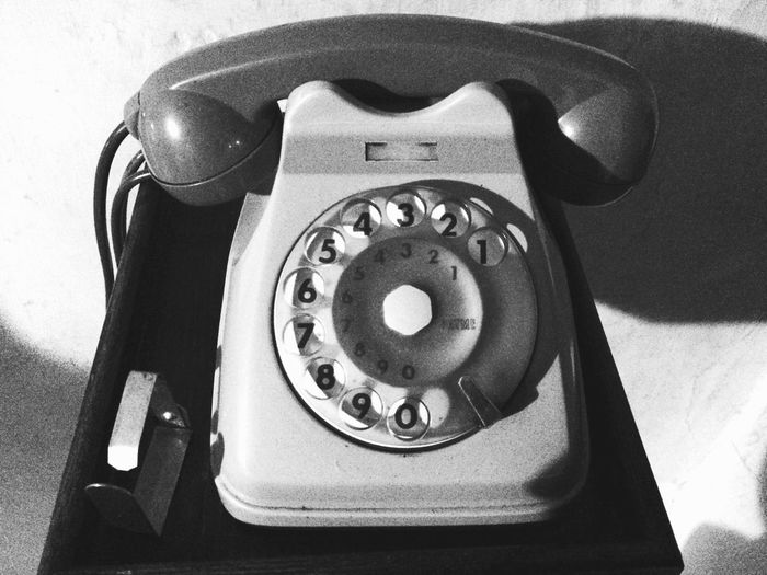 Telephone Oldpicture Oldobjects Antico ☎️ Streetphotography