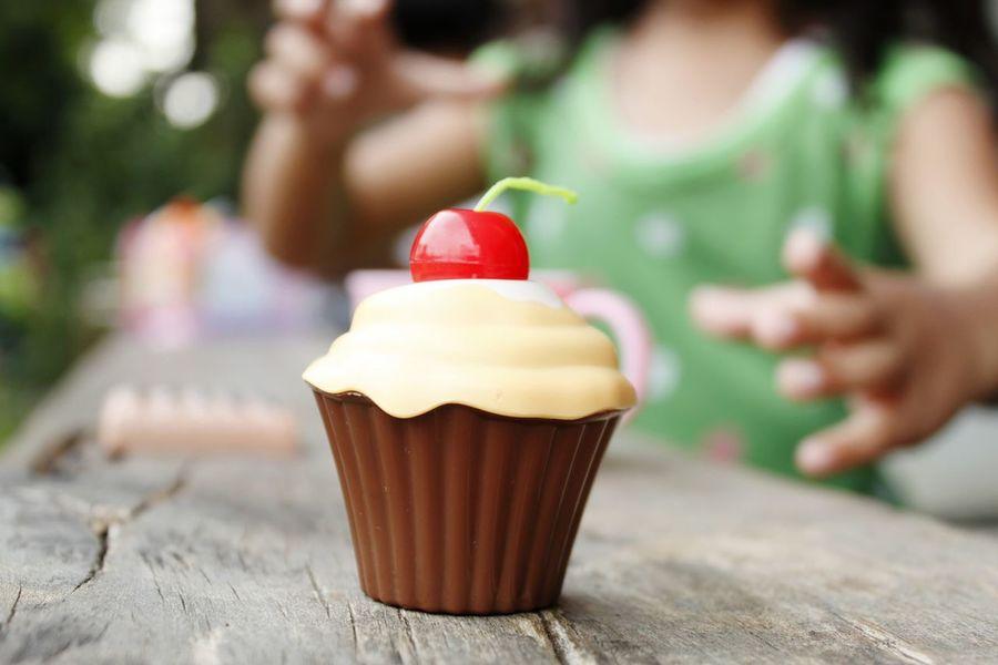 fake cup cake Chery EyeEm Selects Cupcake Dessert Cake Sweet Food Close-up Food And Drink Cream