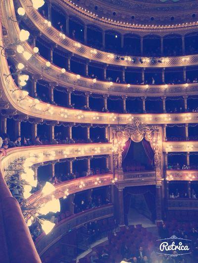 TEATRO MASSIMO PALERMO Verdi Otello Emotion