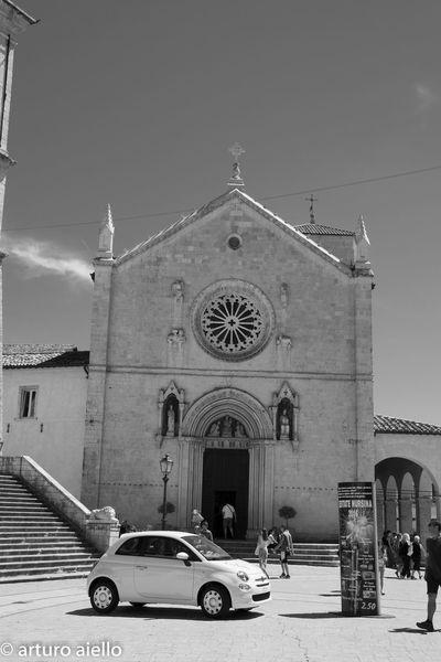 Churches Italy Norcia Norcina Shopping Umbria Umbria, Italy