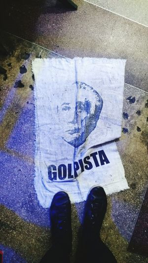 Foratemer Brazil Coupdetat Nãovaitergolpe