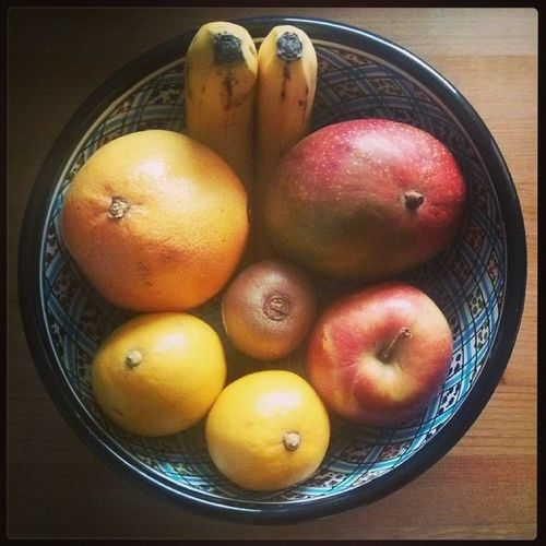 Mjam  fruit
