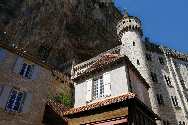 Rocamadour - Architecture Travel Destinations Built Structure History Building Exterior Low Angle View Outdoors Ancient Village Streetphotography PlusbeauvillagedeFrance Tourism Old Town Architecturelovers Architectureporn Architecture_collection Old Architecture Architecture