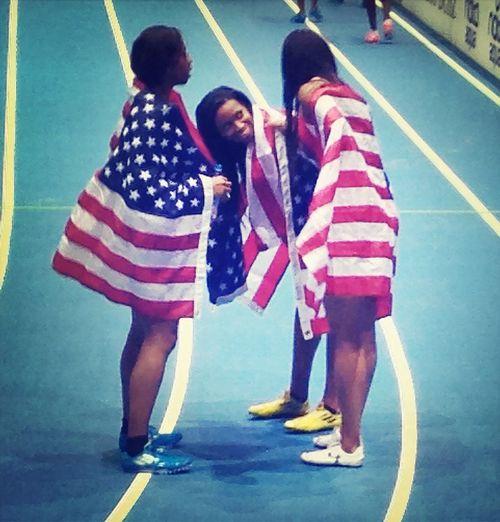 Sopot Sopot2014 American Girls Team Relay