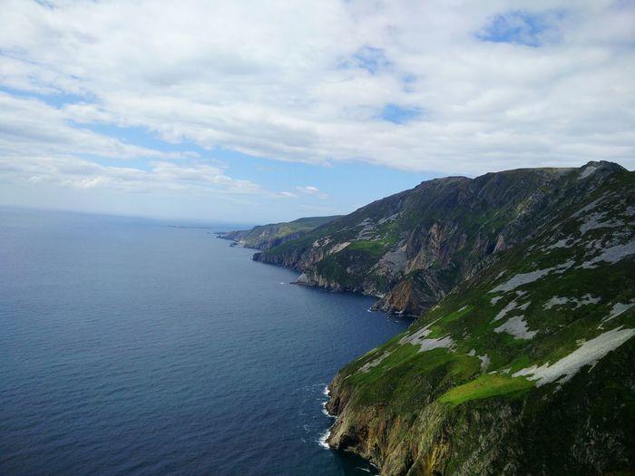 Slieve Leige, Co.Donegal, Ireland. Highest cliffs in Europe. First Eyeem Photo