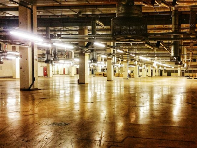 Bladerunners Delight Industrial Photography City Landscape Architecture Stadtlandschaften Indoor Lighting Architecture Photography Outdoors Architecturephotography Abandoned House Abandonedplaces Illuminated Indoors  No People Night Parking Garage Empty Wall - Building Feature Architectural Column Urbanphotography EyeEm Selects Urbanromantic Urban Geometry