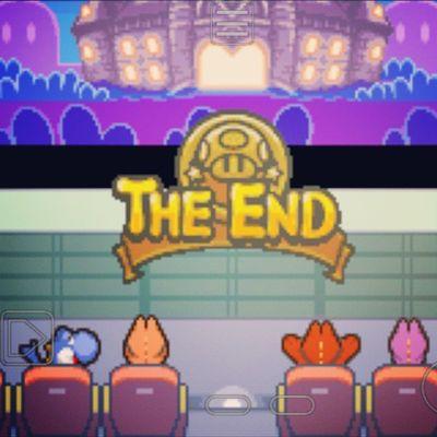 Depois de totais 15h07m de jogatina, está fechado Mario & Luigi SuperStar Saga, do GBA. O, pra mim, melhor RPG dos irmãos bigode, é um dos jogos mais divertidos e bacanas de se jogar. Re-fechei ele após aproximadamente 8 anos depois da primeira vez que o fechei, e a reação com o game foi a mesma. Uma obra prima da Nintendo em parceria com a Squareenix . Pra quem nunca jogou, recomendo demais! Supermario Oldgames GBA