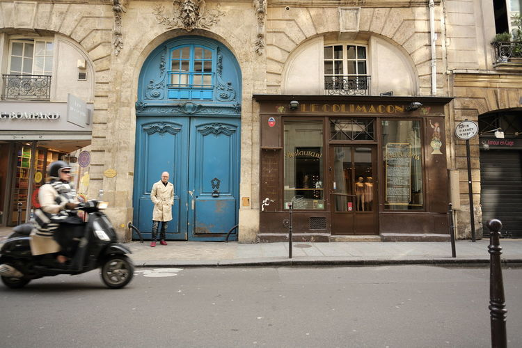 Rue Vieille du Temple in the heart of Le Marais in Paris, a historic district in Paris, France. Long the aristocratic district of Paris, it hosts many outstanding buildings of historic and architectural importance. It spreads across parts of the 3rd and 4th arrondissements in Paris. Adult Architecture Building Exterior City City Break City Street Door France Historic Le Marais Marais Motorcycle Old Town Paris Paris ❤ People Rue Vieille Du Temple Scooter Street Streetlife Streetphotography Transportation Travel Wanderlust Fashion Stories