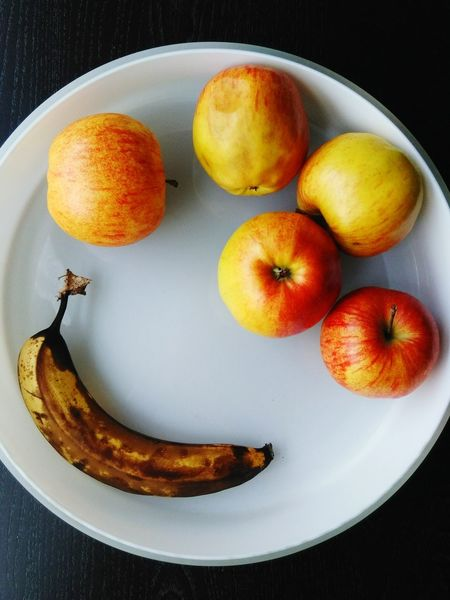 Fruit Fruits Separation Discrimination Bowl Everything In Its Place