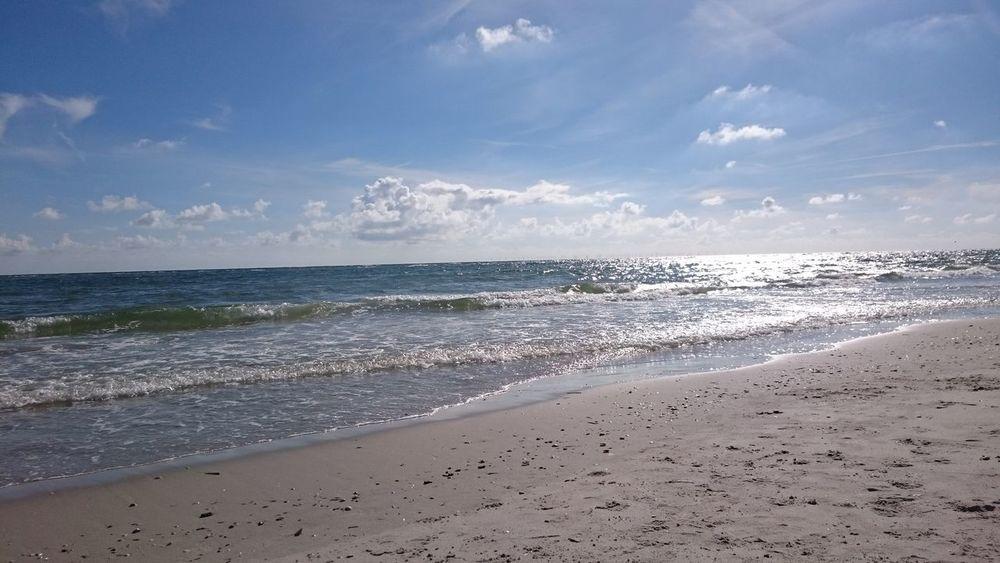 Vesterhavet Danmark Natur