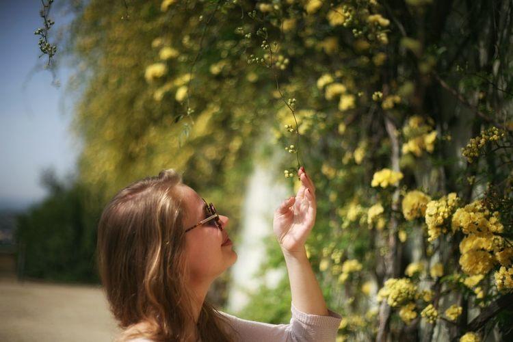 The one Boboli Garden Florence Flowers Headshot Italy Lifestyles Nature Portrait Tourism Market Reviewers' Top Picks