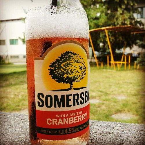 Somersby :-)