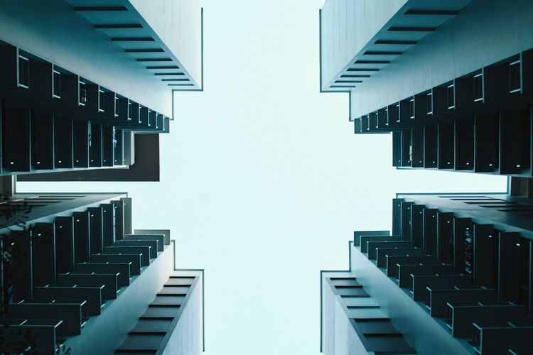Chasing symmetry Open Edit The Architect - 2015 EyeEm Awards Hello World Shootermag Notes From The Underground Eye4photography  EyeEm Gallery EyeEm Best Shots Architecture EyeEm X WhiteWall: Architecture