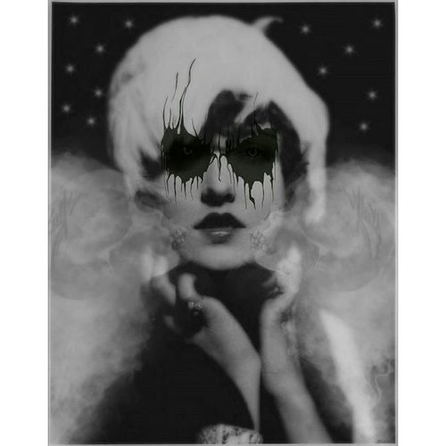 Digitalart  Photomanipulation Darkart Skulls Gothicart Dark_portraits Darkandbeautiful _mastersofdarkness_ Loves_edits Ig_artistry Blackandwhite Dark_infinity