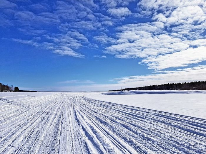 on the iceroad