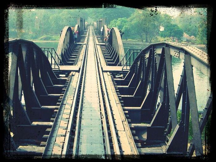 The Death railway Thailand
