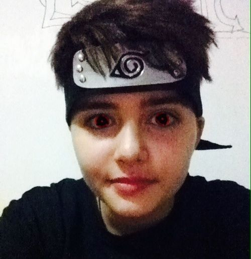 Shisui Uchiha Naruto Cosplay Hello World