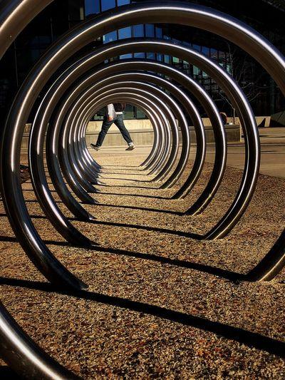 Metal, spiral