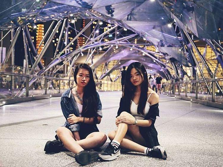 """I will not adjust myself to the world. I am adjusted to myself."" — Anaïs Nin Citylimitless Makeportraits Postthepeople Pursuitofportraits Pursuitofportraits_singapore"
