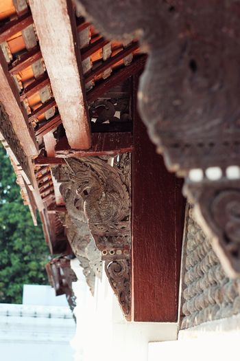 Wood - Material Close-up Architecture Built Structure Building Exterior Traditional Building Spiral Staircase Historic Rooftop Architectural Column Historic Building