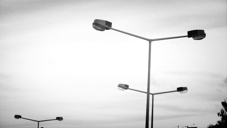 The Light on the street .. Electric Lines Electric Light Electricity  I LOVE PHOTOGRAPHY