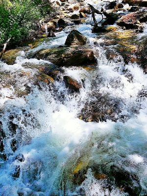 Water Day Outdoors Nature Tranquil Scene Mountain Range Hikingadventures Hiking Trail Wasatch Mountains WasatchFront Landscape Forest Scenics Beauty In Nature Rocks And Water