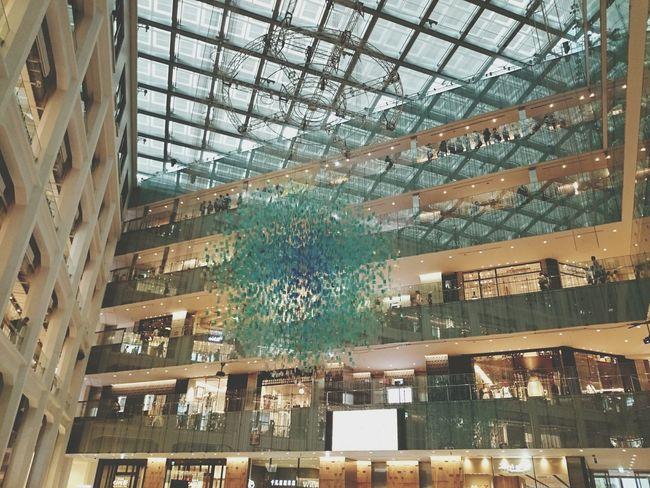 KITTE Tokyo,Japan Shopping Mall