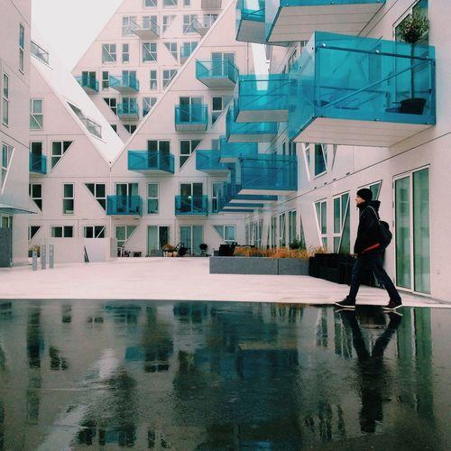 Walking Architecture Architecturelovers Aarhus EyeEmbestshots